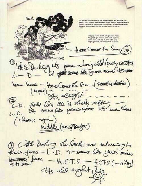 George Harrison, happy birthday.