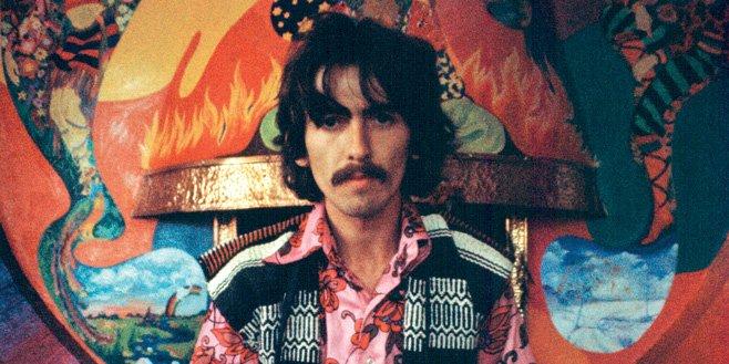 Happy birthday, George Harrison. Favourite Beatle.