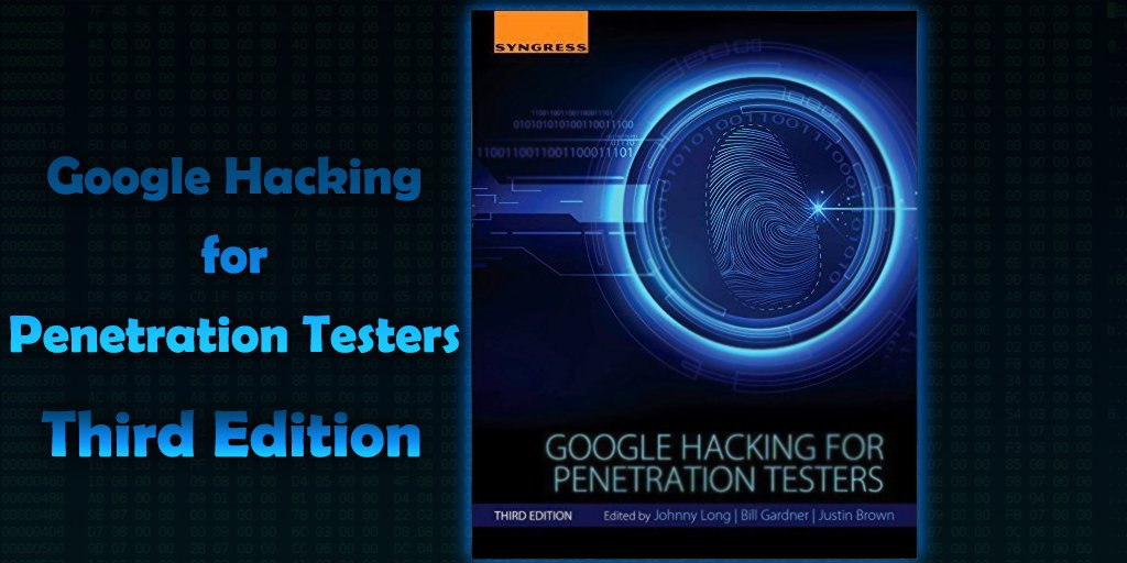 Dare once google hacking fro penetration testers consider, that