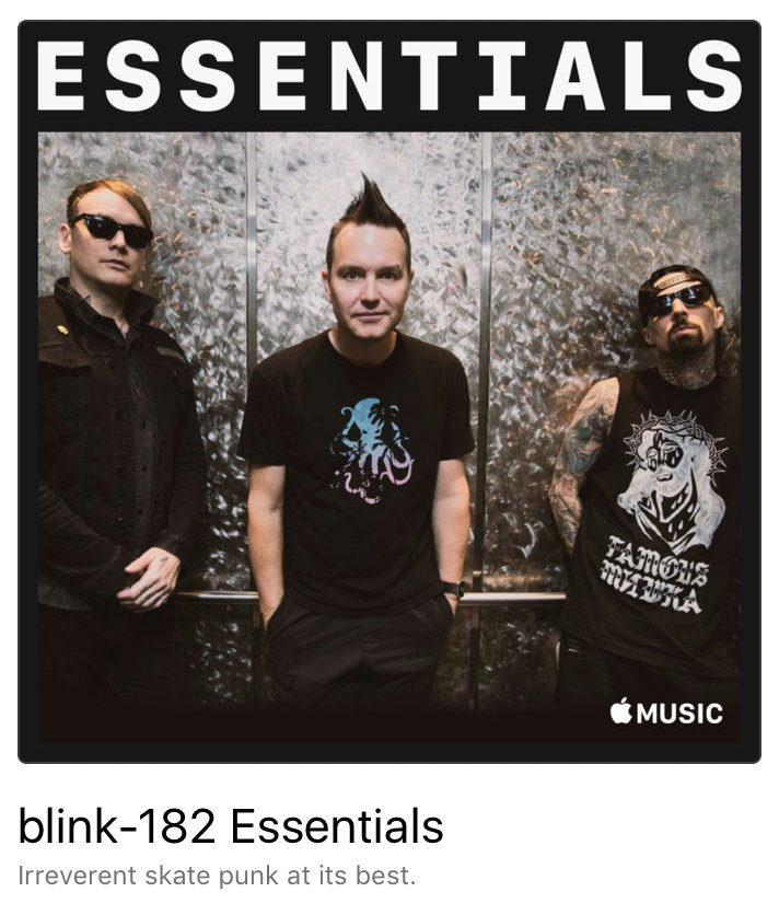 Apple Music trying to get me to listen to some real garbage lately. sm...