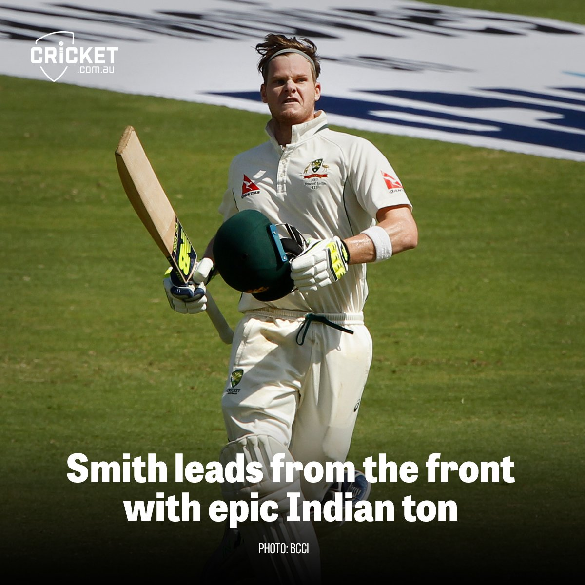 Sit back and enjoy highlights of a special Smith hundred: https://t.co...