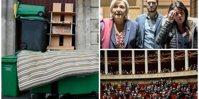 Fillon, FN, blocus lycéens, alliances au centre et à gauche… : les actualités de la semaine  http:// dlvr.it/NT7rBq  &nbsp;   #Breaking #BreakingLive<br>http://pic.twitter.com/wEmWxooZCp