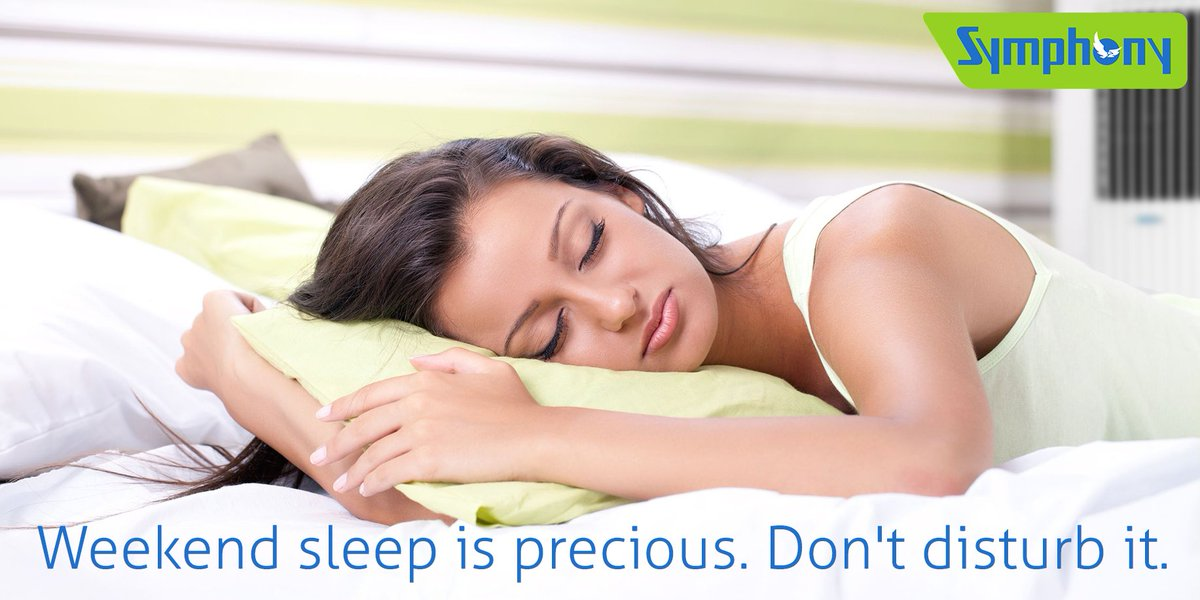 Significance of weekend sleep is known by the workaholics. Let it go u...