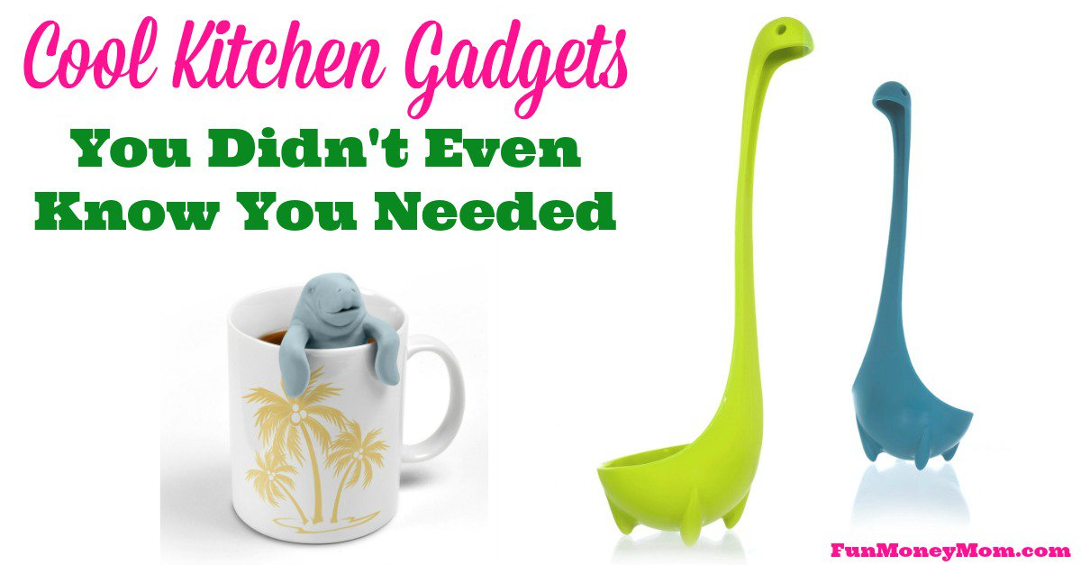 Do you like unique #kitchen gadgets as much as I do? If so, you'll lov...