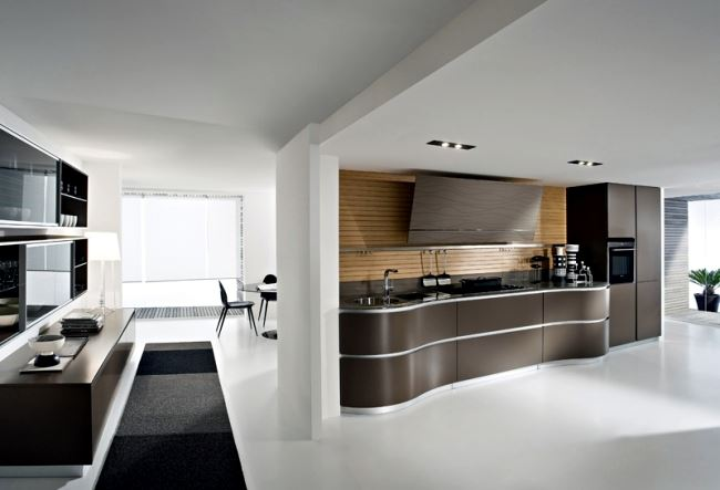Porsche Design Keuken : Poggenpohl vison keuken design keuken balken plafond eiken