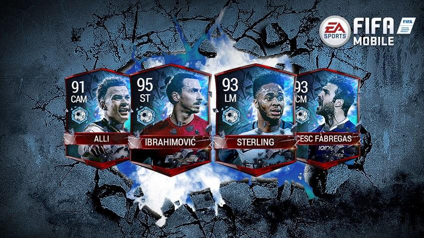 FIFA Mobile Record Breaker Players - List of RB Cards for Android & iOS