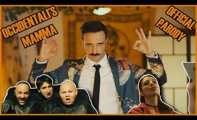 Occidentali's Mamma parodia di Occidentali's Karma - Video YouTube