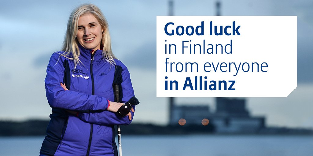 On behalf of everyone in Allianz we want to wish @blindrunner777  the best of luck today as she takes part in a 24hr #UltraMarathon <br>http://pic.twitter.com/0EpSEWTU2P