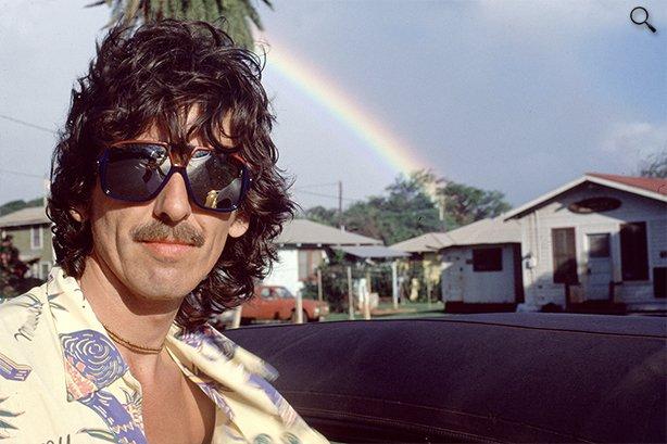 Happy Birthday George Harrison!