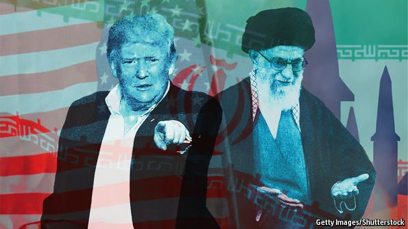 #Trump administration's policies vis-à-vis #Iran following #Obama's eight years of appeasement. #IRGC  http:// ln.is/americanthinke r.com/GrIn8 &nbsp; … <br>http://pic.twitter.com/dxxW91e6CR