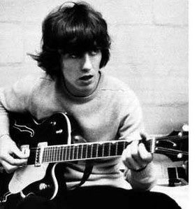 Happy Birthday George Harrison. Would have been 74 today. So many great songs.