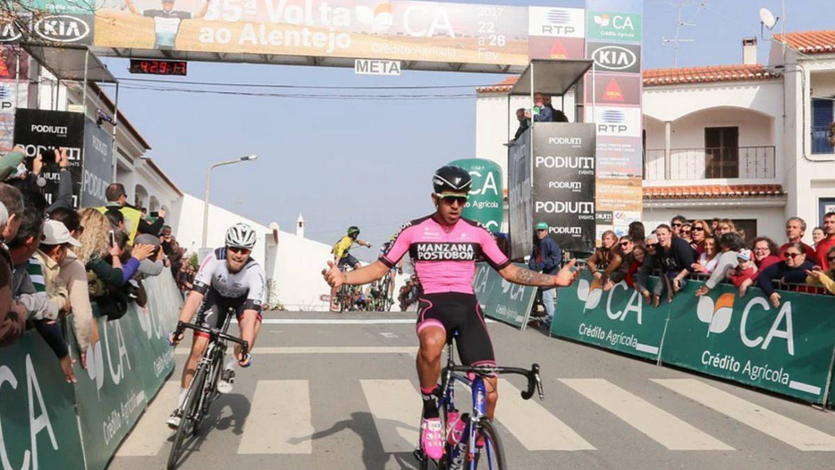 Tour de l&#39;Alentejo : Juan Molano l&#39;étape, Barbero résiste #UCI #VoltaAlentejo #molano #lawless #barbero  http:// dlvr.it/NTCpKV  &nbsp;  <br>http://pic.twitter.com/Ulo0w84hFa