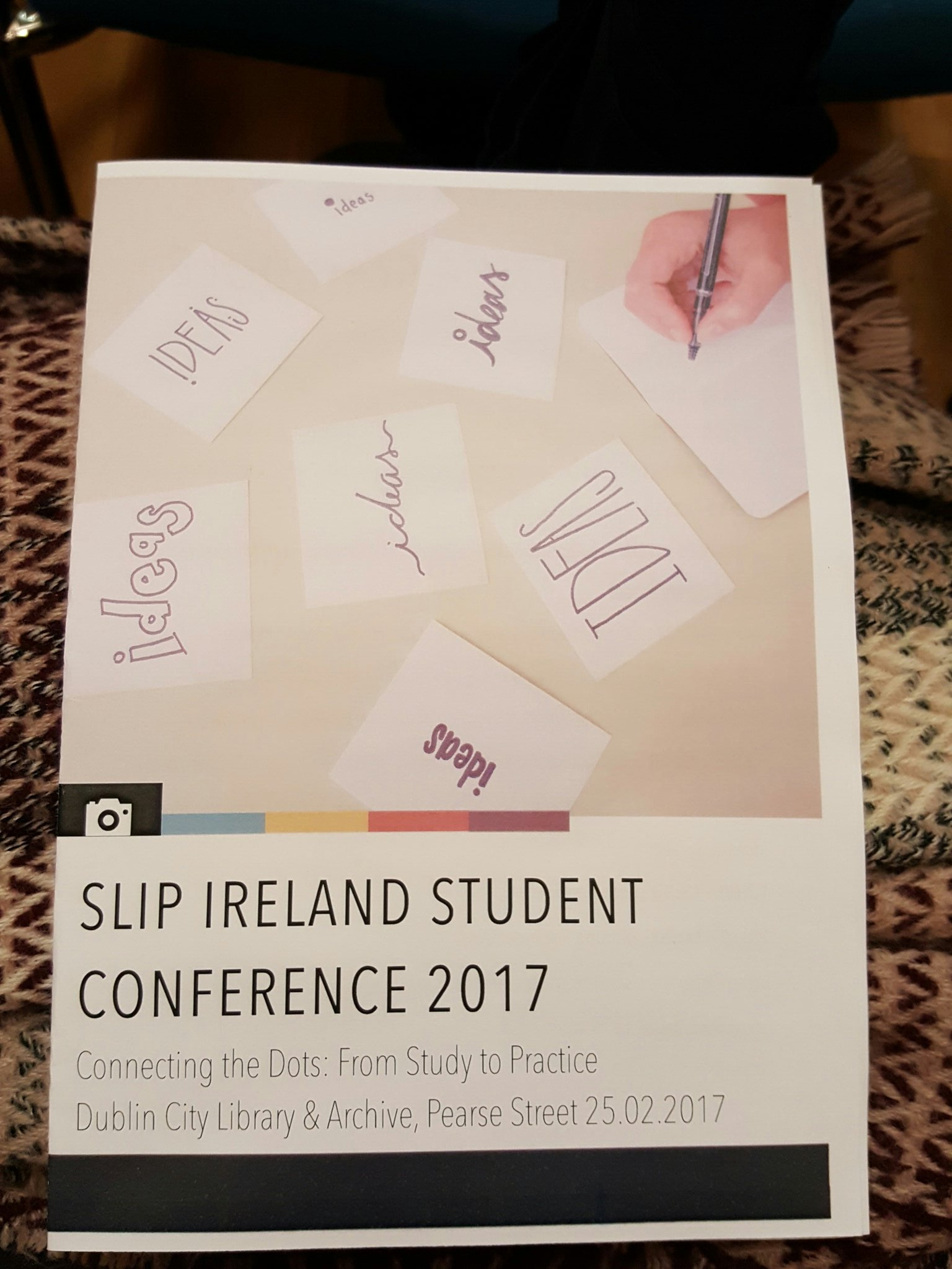 Getting ready to kick off at the SLIP 2017 conference #excited #SLIP2017 https://t.co/RUnncSa3K9