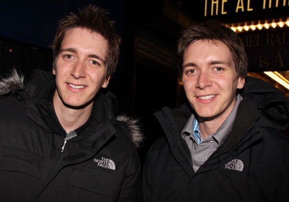 Happy 31st birthday to James and Oliver Phelps, our favorite twins!