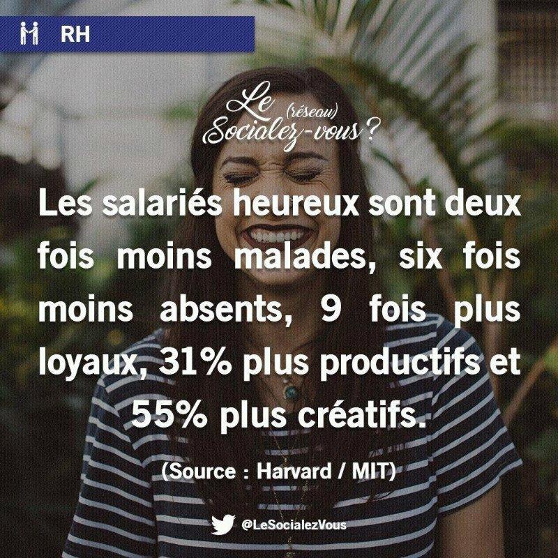 #Employe(e)s Heureux #win-win pour tout le #monde <br>http://pic.twitter.com/CU6X8cwXJO