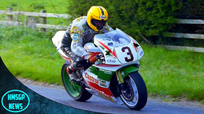 Happy 65th Birthday to the Legend Joey Dunlop!
