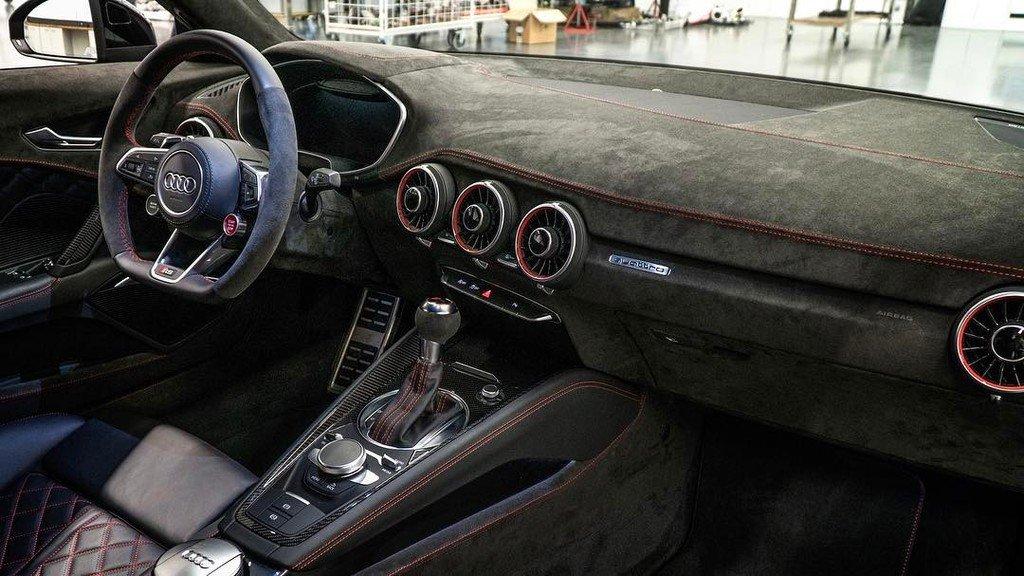 Abt Sportsline On Twitter Audi Tt Rs Abt Individual Interior