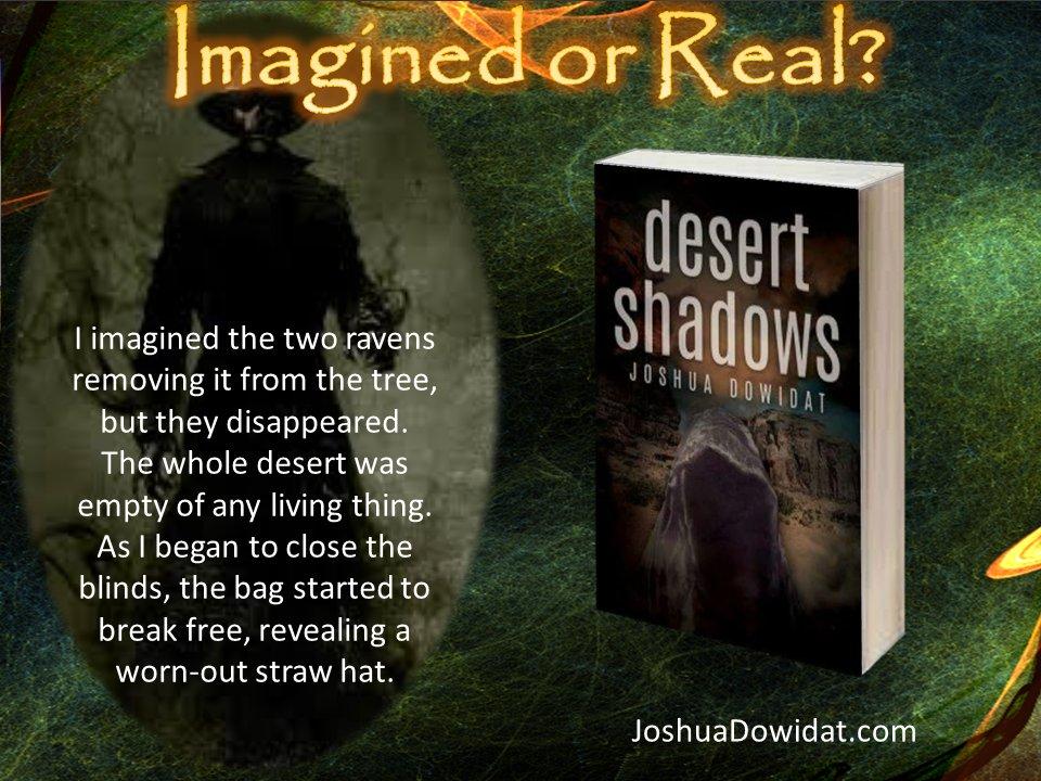 📚 #Books2read  📚  Desert Shadows by Josh...