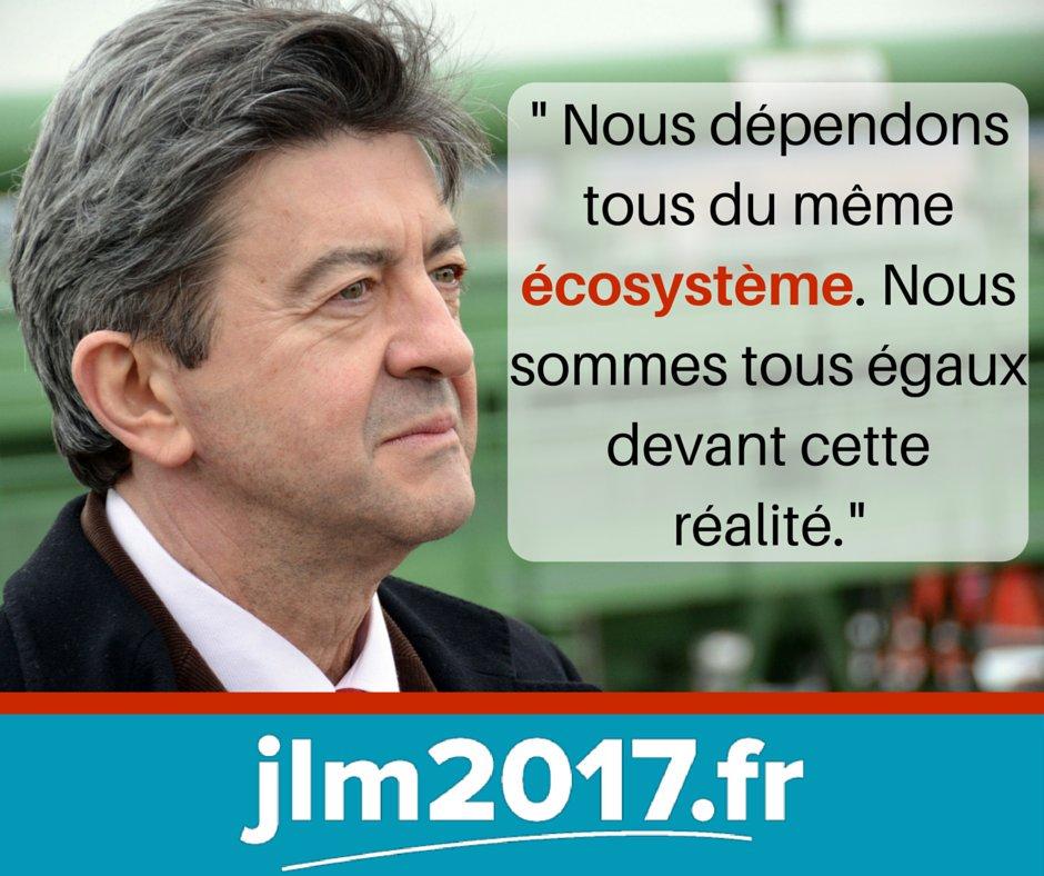 #AvenirEnCommun #FranceInsoumise #JLM2017  #EcologieFi #ecologie2017 #écologie #urgence #planète asphyxiée #Climat #pollution #STOP<br>http://pic.twitter.com/fwaNpSeiFg