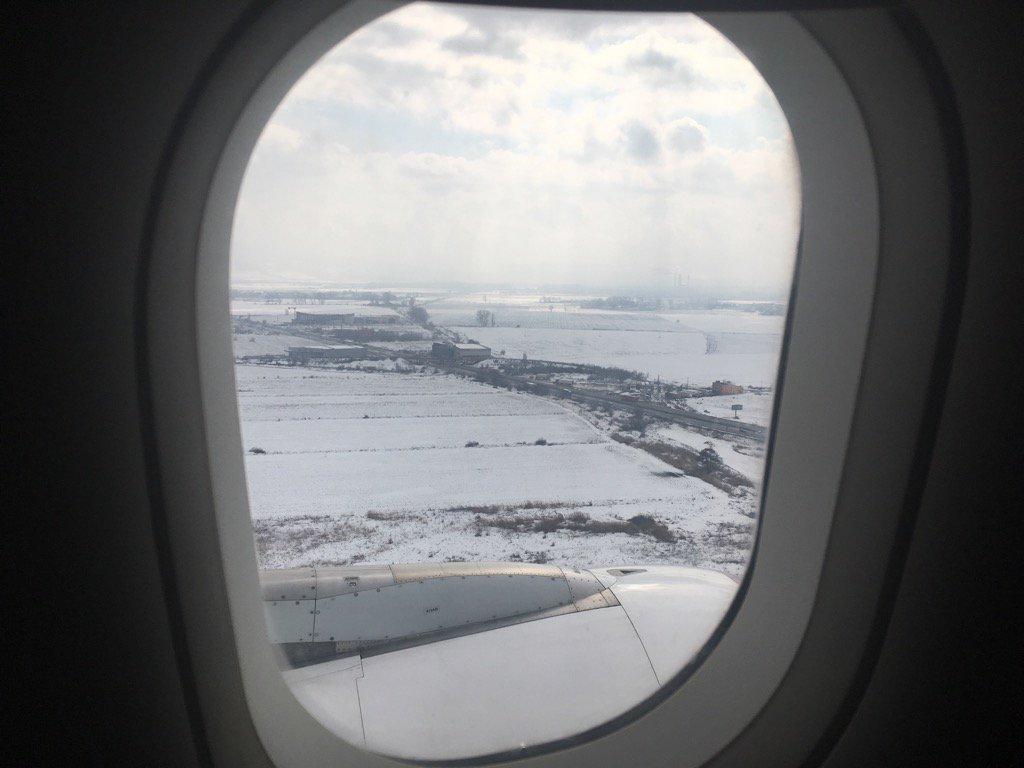 Je vous emmène en Bulgarie et en Serbie sur la trace des #migrants. D abord, on atterrit! <br>http://pic.twitter.com/Rd0nytDigB