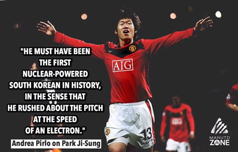 Definitely one of my favourites! Happy birthday Park Ji-Sung