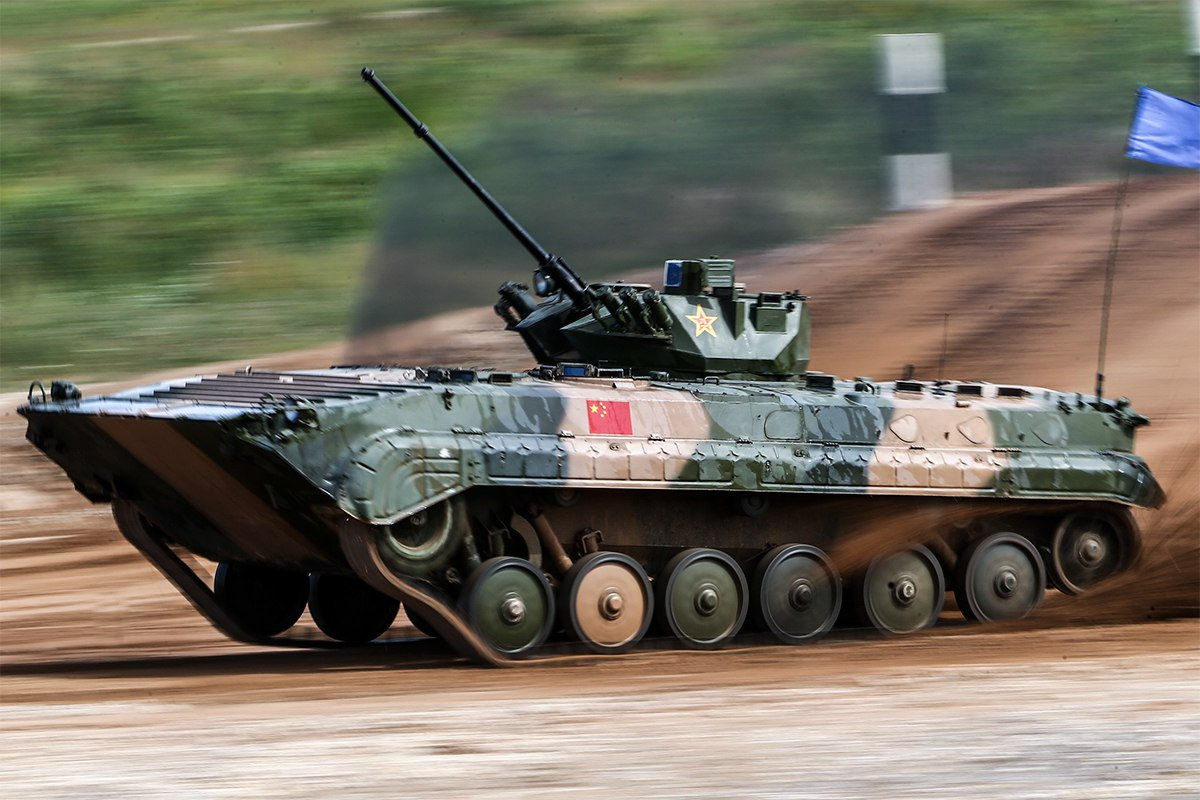 zbd 04 infantry fighting vehicle - HD 1280×853