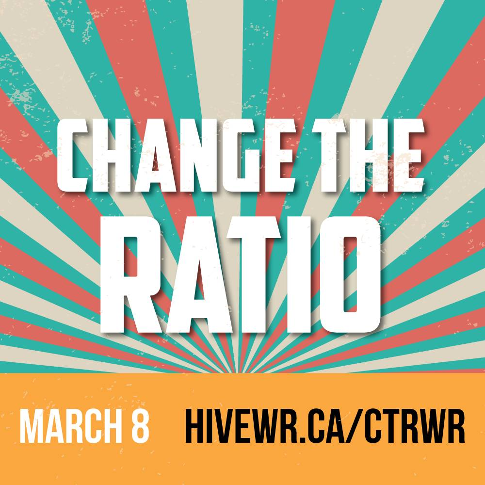 It's almost time for #ChangeTheRatioWR! Get your tickets and make #WRawesome more inclusive: https://t.co/blp7pWuaqJ https://t.co/mgbakt7PR0