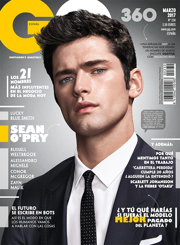 Sean O'Pry for GQ España - March 2017 #seanopry #GQ https://t.co/48n9l...