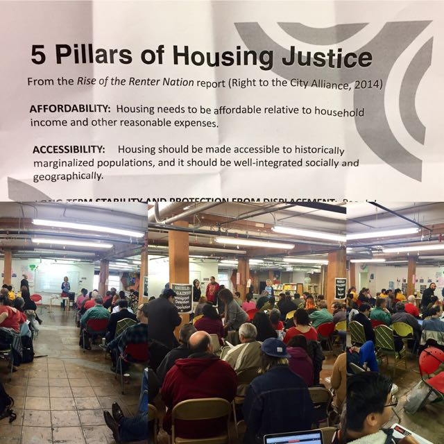 Fighting for housing justice &.we are growing our #RenterPowerCA #PoderInquilinxCAfor #HomesforAll!  @TenantsTogether @HFA_RenterPower https://t.co/oG2nnrZBzA