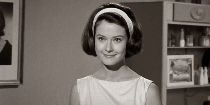 Happy 79th birthday Diane Baker