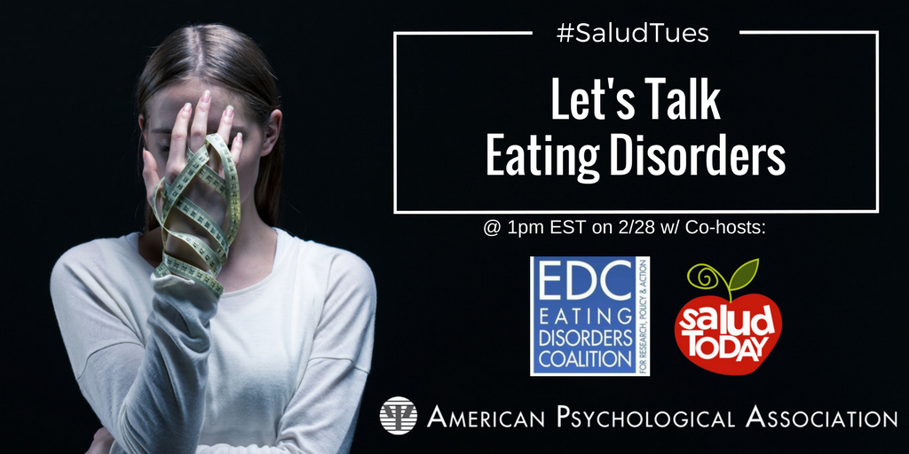 Thumbnail for Let's Talk Eating Disorders