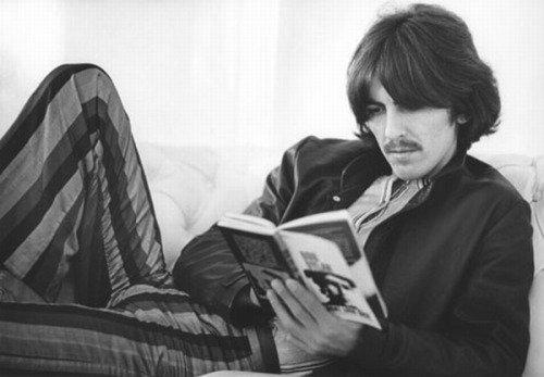 Happy Birthday, George!   (George Harrison, Feb. 25, 1943-Nov. 29, 2001)