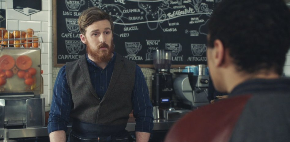 A new ad by McDonald's takes a cheeky look at 'hipster' coffee culture - watch it here: https://t.co/KYW4NXDiSu https://t.co/V6b41lyI00