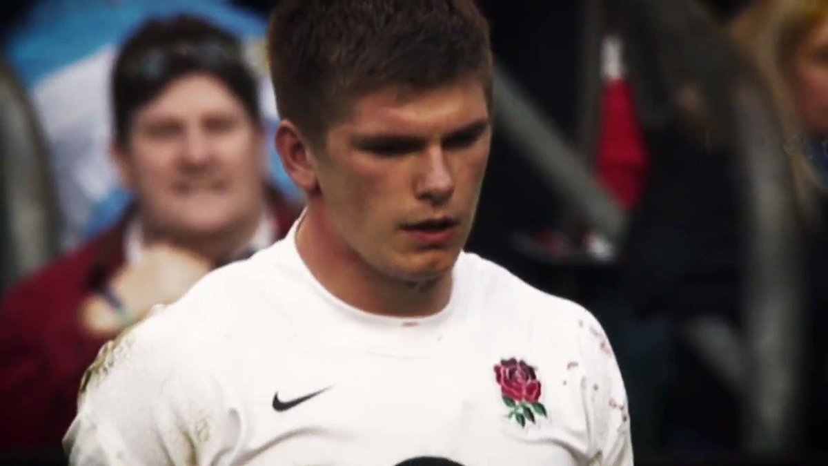 A tribute to Owen Farrell ahead of his 50th England cap...  #ENGvITA #...