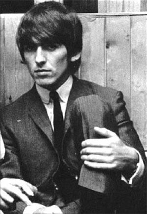 Happy Birthday to my favorite Beatle, Mr. George Harrison. Handsome fella, if I do say so myself.