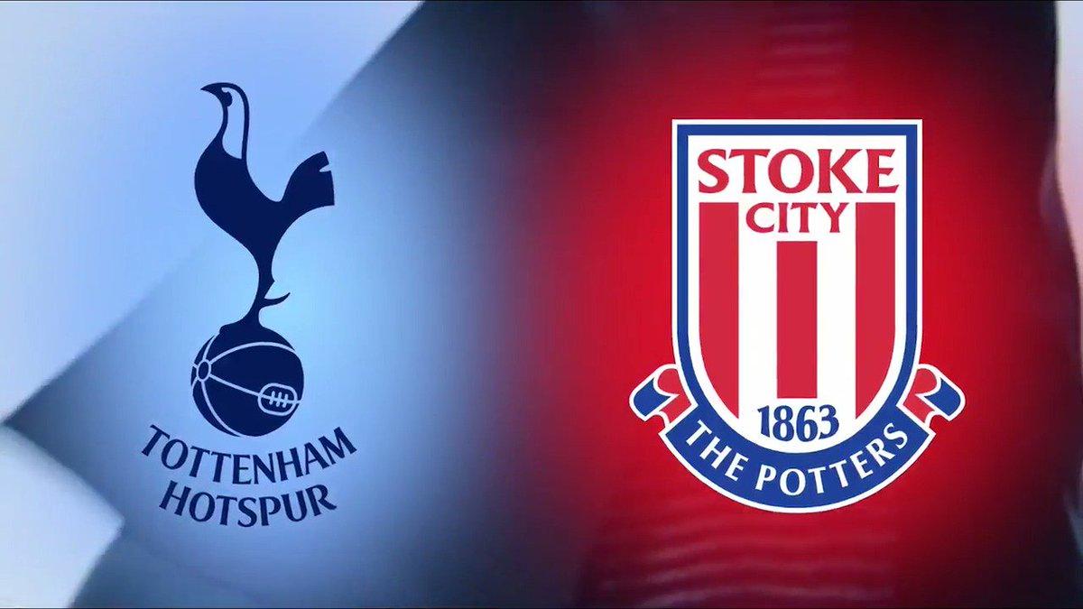 Tottenham Hotspur 🆚 Stoke City  Bakal menjelang....... #COYS https://t...