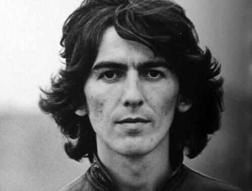 And life flows on within you and without you Happy Birthday, George Harrison