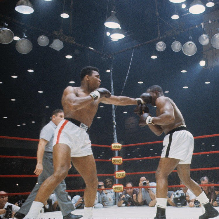 53 Years Ago: #MuhammadAli shook up the world, defeating #SonnyListon...
