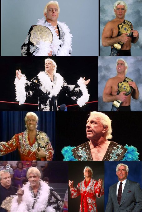 Happy Birthday To the Nature Boy Ric Flair
