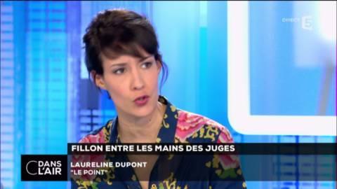 &quot;Hors caméra, les militants de #Fillon admettent un gros malaise contrairement à ce qu'ils laissent paraître.&quot; @laurelinedup #cdanslair <br>http://pic.twitter.com/pwdLSFpSdr