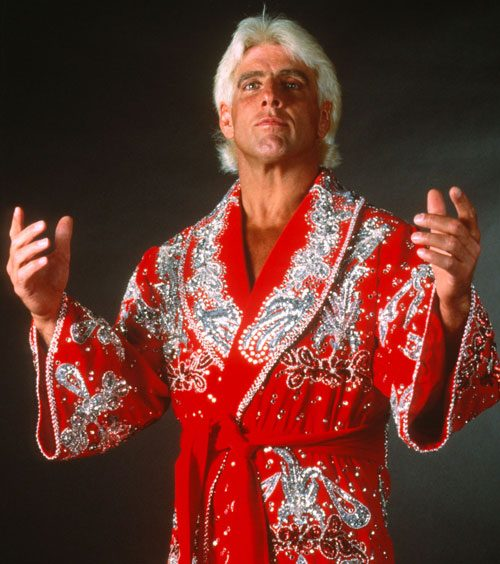 Happy Birthday to Ric Flair, who turns 68 today!