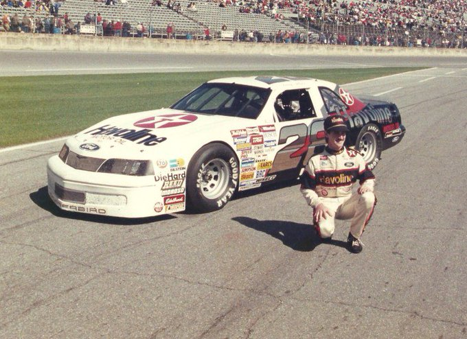 Happy Birthday to Davey Allison, who would have turned 56 today!