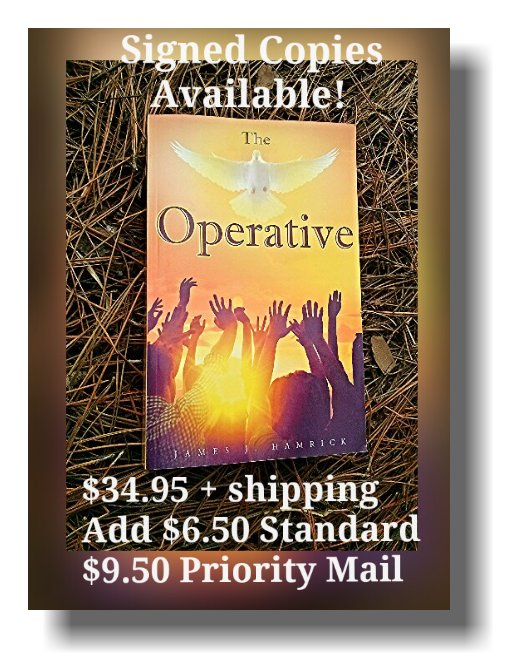 #PERPETUAL #OFFER 10% off $34.95 + shipping on #TheOperative. #SENIORCITIZENS #VETERANS #LAWENFORCEMENT &amp; #FIRSTRESPONDERS are......cont. <br>http://pic.twitter.com/g9nX1oTr7b