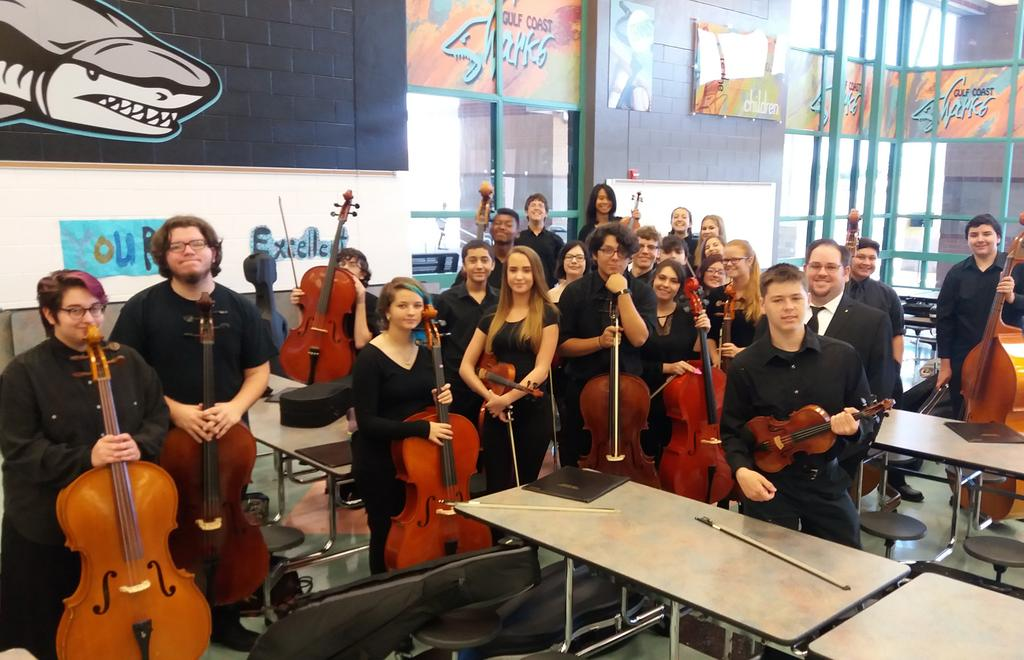 Couldn&#39;t be prouder of these #orchestra students for attending MPA for the first time in @EsteroHS history! #musicislife<br>http://pic.twitter.com/KkxJ8ev274
