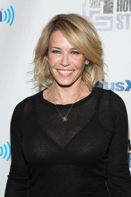 Happy Birthday to Chelsea Handler, who turns 42 today!