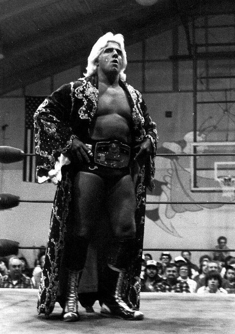 Thanks for the fond memories over the years. Happy Birthday Ric Flair!