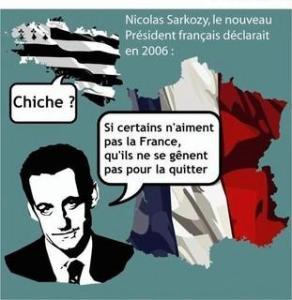 Marre des magouilles françaises, votez Breton! Des #socialistes,  #républicains au #FN tous des magouilleurs @100pour100BZH<br>http://pic.twitter.com/F38zS4hYme