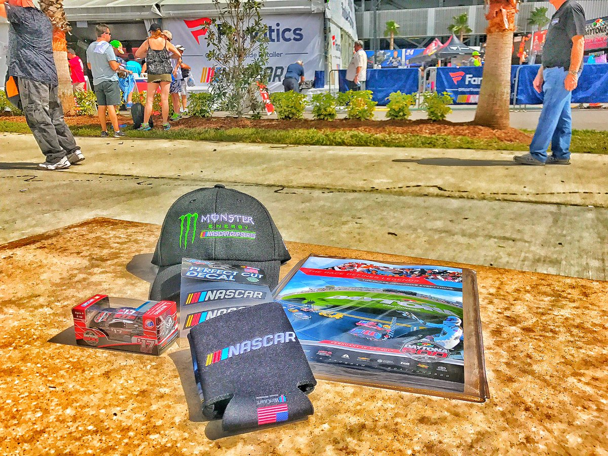 Can't be here at Daytona? We got you covered.   RETWEET to win this @F...