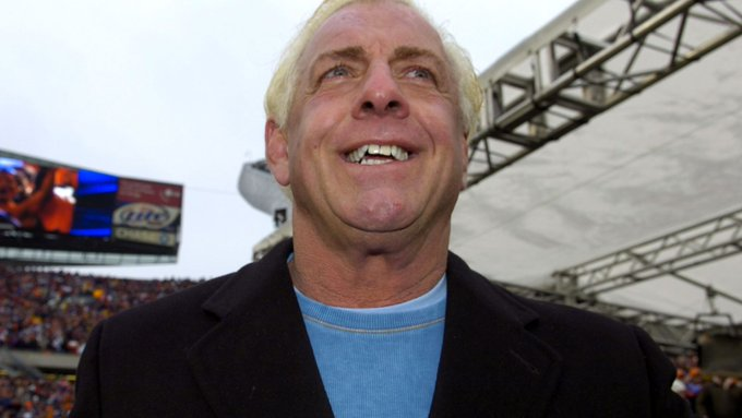 CagesideSeats This Day in Wrestling History (Feb. 25): WOOOOO! Happy Birthday Ric Flair!
