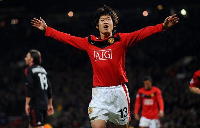 ...Happy Birthday to Park Ji-sung...